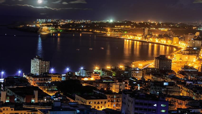 4, Private Havana By Night Tour