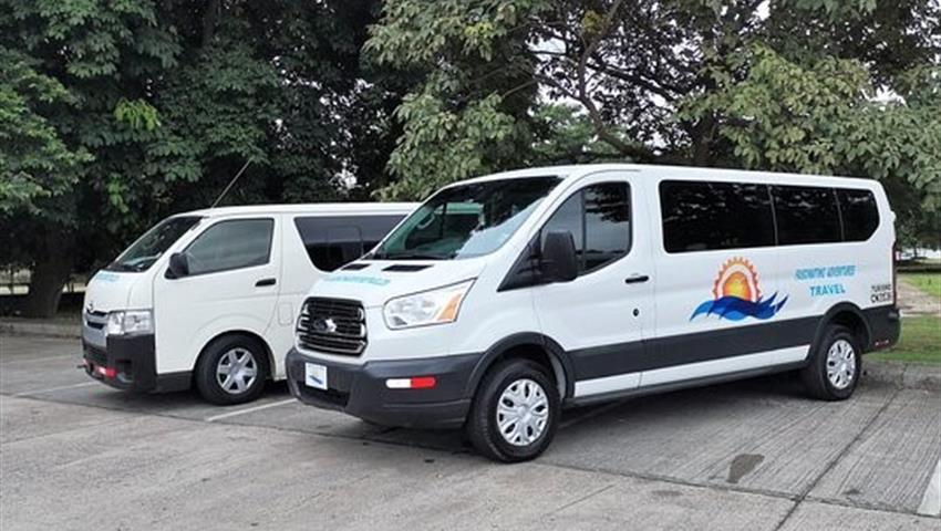 traslado privado Colón, Private Transfer from Colon City to Panama City