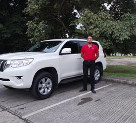 Private Transfer from Gamboa to the Miraflores Visitor Centre