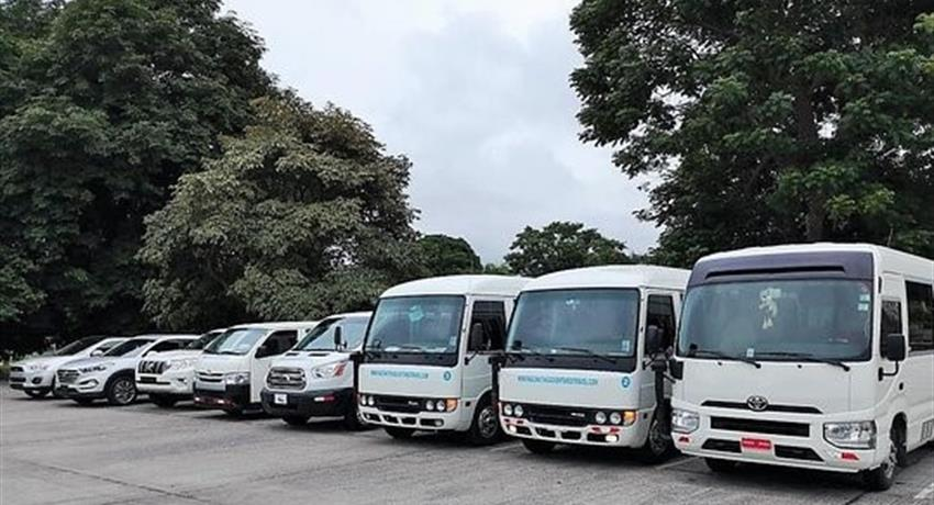 TRANSFER FROM TOCUMEN AIRPORT TO ALBROOK5, Private Transfer from the Tocumen International Airport to Albrook