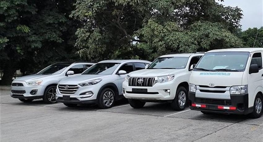 TRANSFER FROM TOCUMEN AIRPORT TO GAMBOA 2, Private Transfer from the Tocumen International Airport to Gamboa