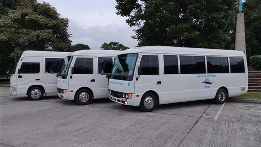 TRANSFER FROM TOCUMEN AIRPORT TO GAMBOA 4, Private Transfer from the Tocumen International Airport to Gamboa