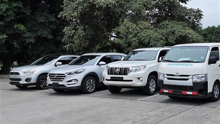 PRIVATE TRANSFER FROM TOCUMEN AIRPORT TO PANAMA CI, Private Transfer from the Tocumen International Airport to Panama City