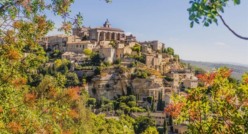 Luberon excursion, Provence Excursion Luberon