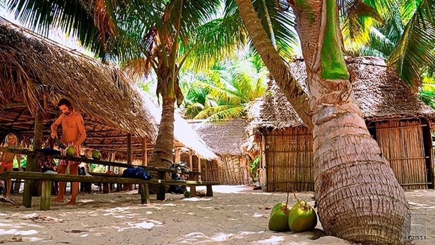 Punta Sal Coconut, Punta Sal Beach