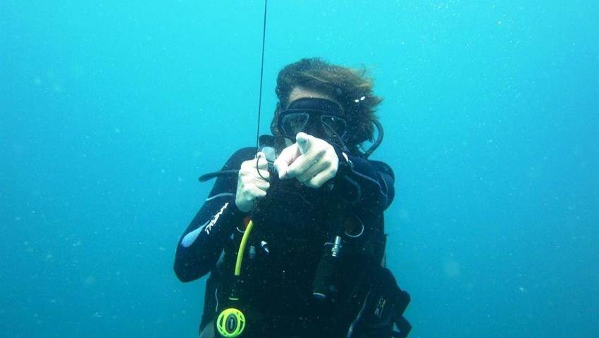 1, Open Water Diver (Course)