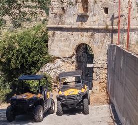 Quad Safari, Old Skala, Sightseeing Tours in Kefalonia, Greece