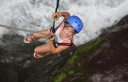 Rappel, Rafting and Waterfall Rappelling Adventure