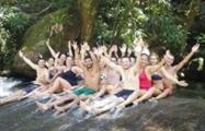 Rainforest Tours Cairns  Josephine Falls, Rainforest Tours Cairns