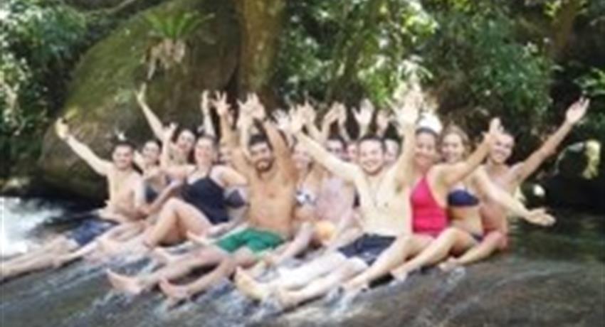 Rainforest Tours Cairns  Josephine Falls, Rainforest Tours Cairns
