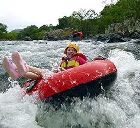 Rainforest Tubing Tours