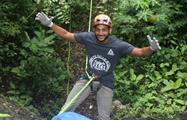 Rappel Tour from Panama City, Rappel Tour in Panama City with Transportation Included