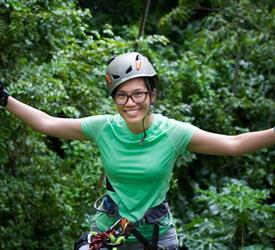 Rappel Tour in Panama City