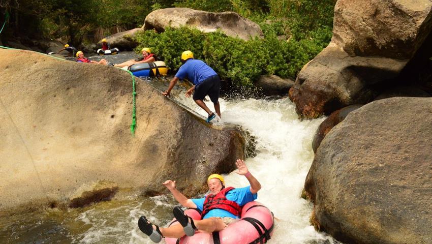 Tubing, Rincon de la Vieja 8-Hour Adventure