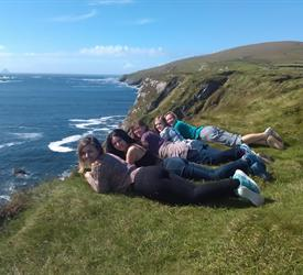 Ring of Kerry and Bray Head Tour