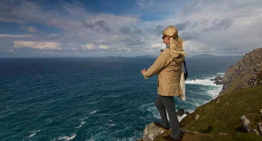 Coasteering Adventure - Tiqy, Anillo de Kerry y Aventura en la Costa