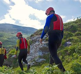 Ring of Kerry and Coasteering Adventure