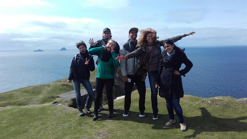 Ring of Kerry  and Skellig Island - Tiqy, Ring of Kerry and Skellig Awakens Tour