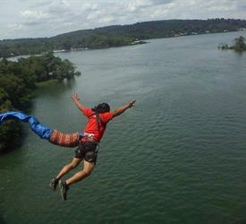 Rio Dulce Bungee Experience