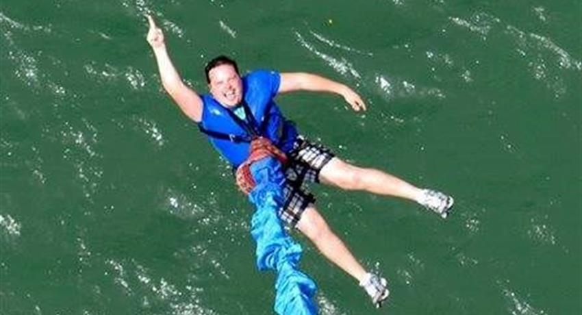 3, Rio Dulce Bungee Experience