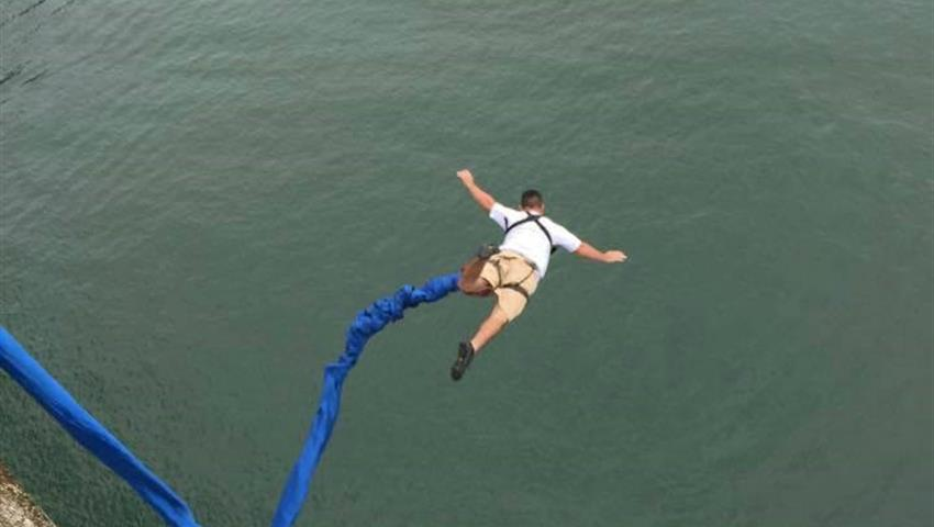 5, Rio Dulce Bungee Experience