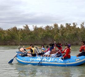 River Conquest of Zaragoza, Boat Tours in Spain