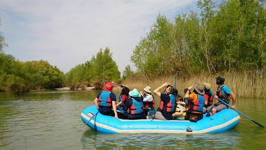 river conquest group tour ebronautas, River Conquest of Zaragoza