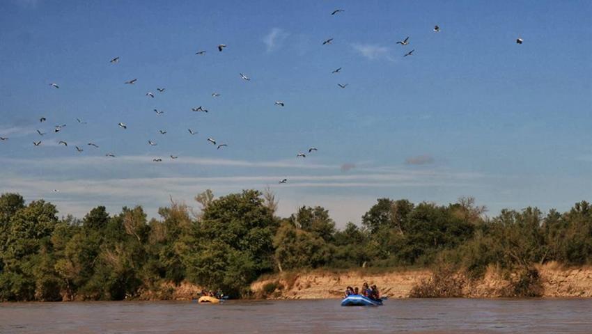 conquista fluvial tour zaragoza ebronautas, River Conquest of Zaragoza