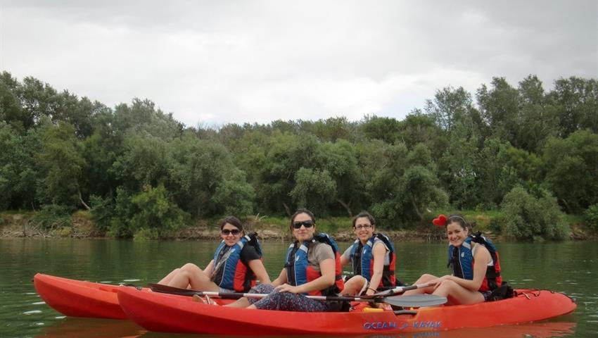 ebronautas tour por rio, River Conquest of Zaragoza