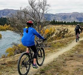 Riverside Mountain Biking Tour