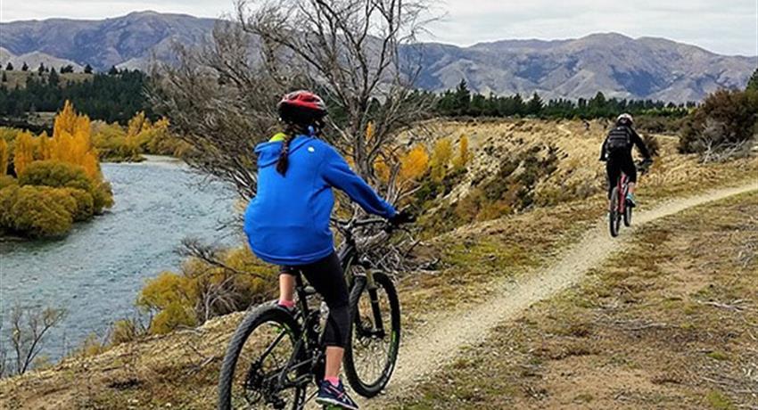 bike tiqy, Riverside Mountain Biking Tour