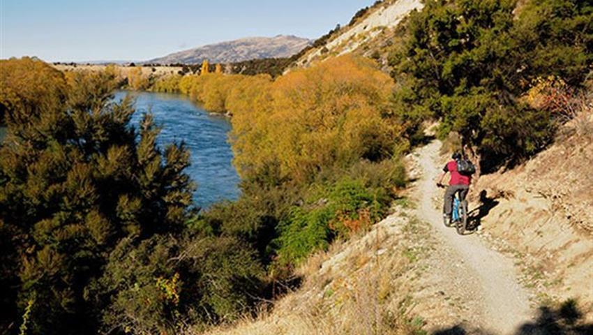 view tiqy, Riverside Mountain Biking Tour