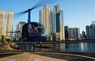 ROBINSON 44 RAVEN HELICOPTER PANAMA CITY TOUR, Robinson 44 Raven Helicopter Panama City Tour
