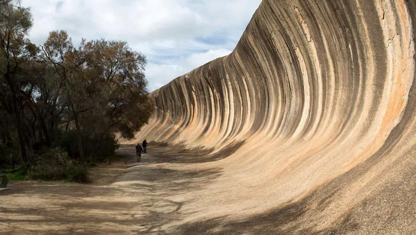 wave rock, Rock Wave Tour
