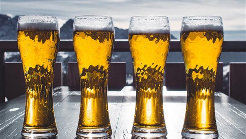 Rocky Mountain Beverage Tour, Tour de Bebidas Montañas Rocosas