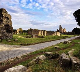 Roman Catacombs Walking Tour