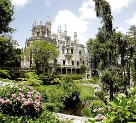 Romantic Gardens in Talking-Car, Tours On Wheels in Sintra, Portugal