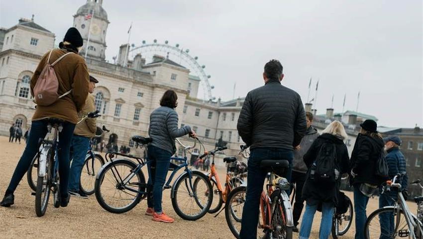 Royal London Bike Tours Group in Bike, Royal London Bike Tour