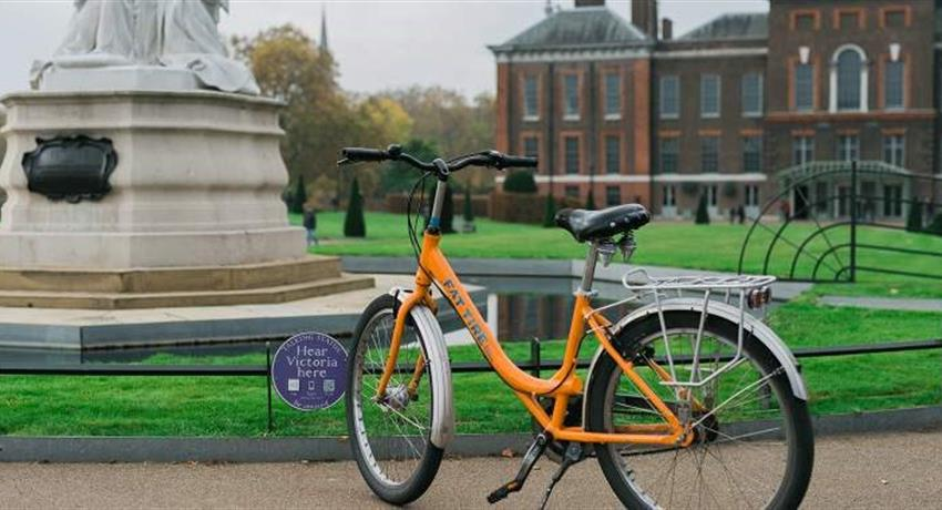 Royal London Bike Tours Rentable Bikes, Royal London Bike Tour