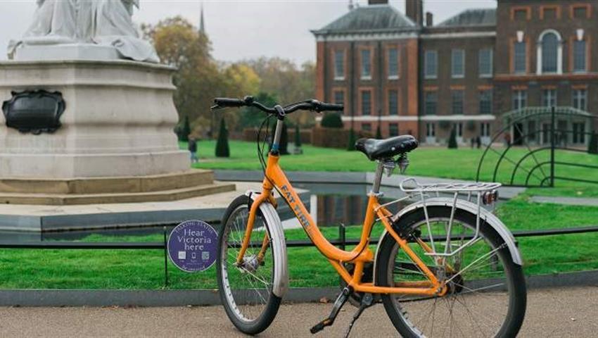 Royal London Bike Tours Rentable Bikes, Royal London Bike Tour