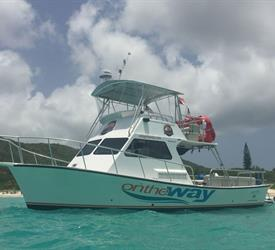 Viaje en Bote y Snorkeling en Isla Culebra