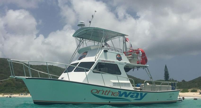 1, Beach and Snorkel Getaway Cruise to Culebra Island