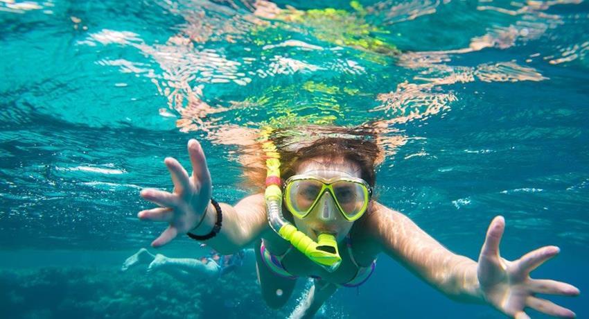 2, Beach and Snorkel Getaway Cruise to Culebra Island