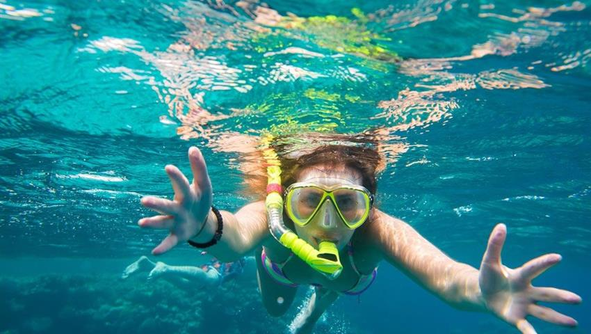 2, Beach and Snorkel Getaway Cruise to Culebra Island