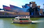 Sightseeing of the Guggenheim Museum - Tiqy, Sailing to Sea