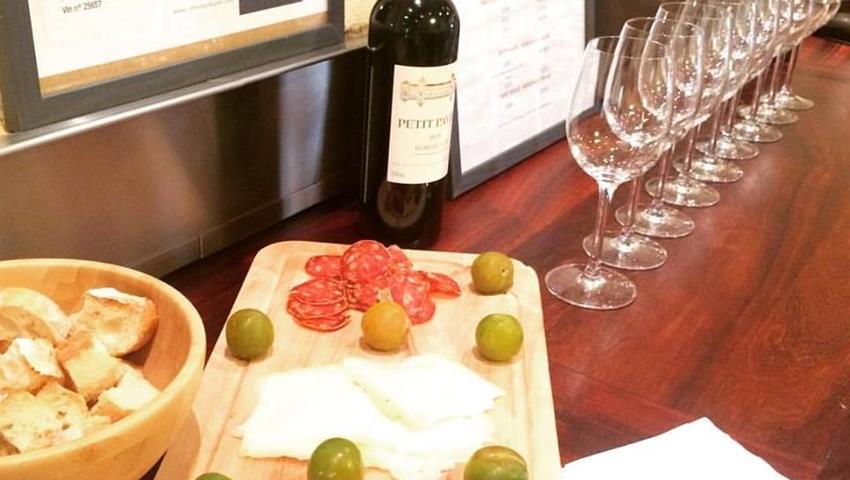 Wine tasting, Saint Emilion Wine Tour