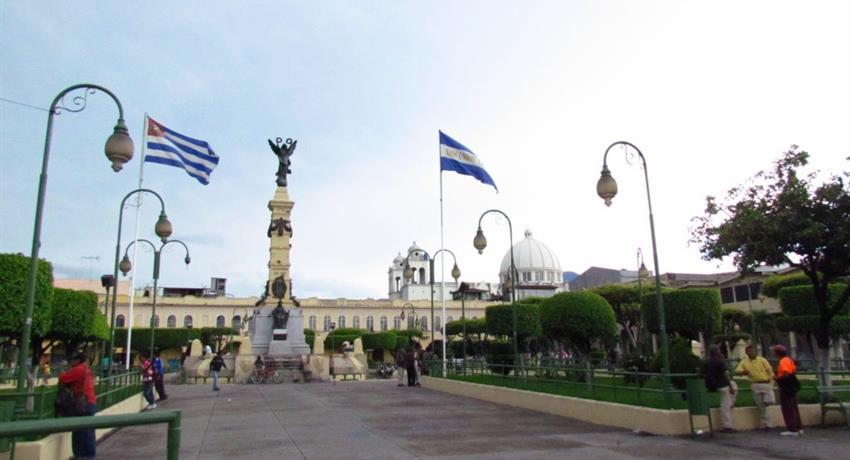 2, City Tour San Salvador Full Day