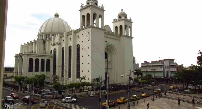 3, City Tour San Salvador Full Day