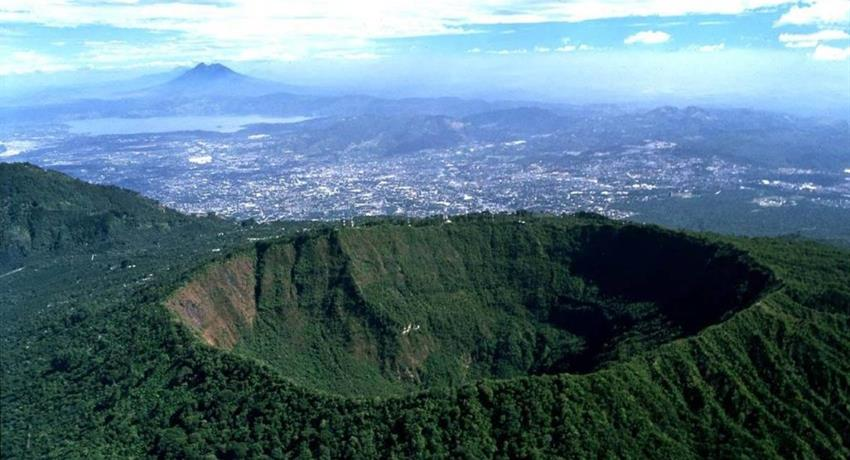 5, City Tour San Salvador Full Day