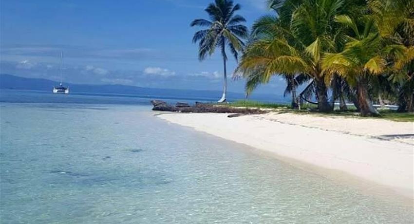 playa turismo a san blas, Full Day Tour to San Blas Islands From Panama City